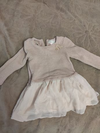 Платье Zara 92,  18-24