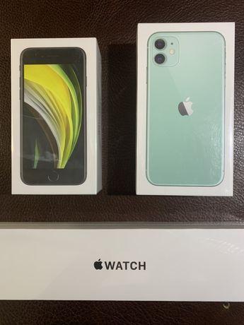 Apple IPhone 11 64 green -740$