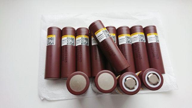 Аккумулятор высокотоковый LiitoKala LG HG2,оригинал (шоколадка) Акция!