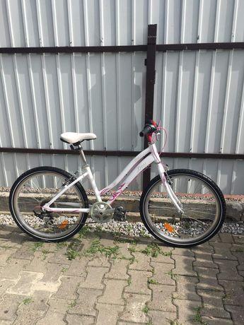 Rower dla dziewczynki 24
