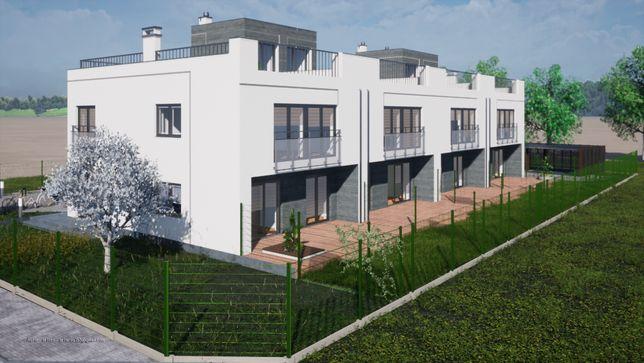 Nowe mieszkania z parkingiem, ogródkiem i tarasem na dachu