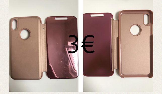 CAPAS iPhone XR (como novas)