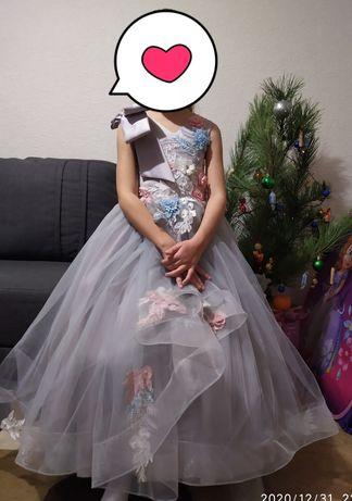 Выпускное платье в сад