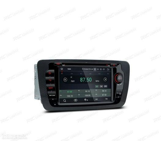 "AUTO RADIO GPS LCD TÁCTIL 7"" CANBUS SEAT IBIZA 6J MK4 ANDROID 9.0 Y CARPLAY"