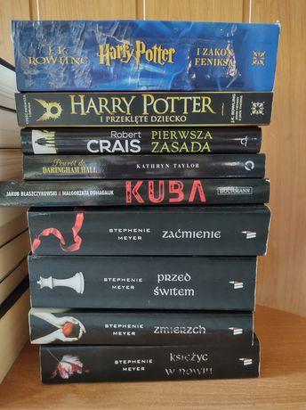 Książki różne sprzedam