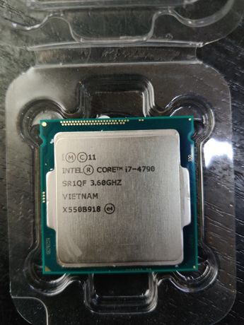 Процессор Intel i7-4790 3.6-4.0GHz/8MB tray 1150 сокет