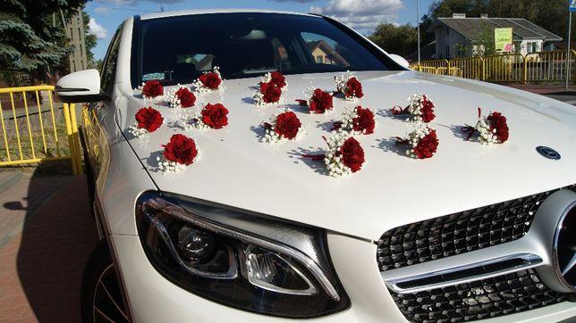 Mercedes GLC 220 Coupe AMG, auto, samochód, limuzyna do ślubu.