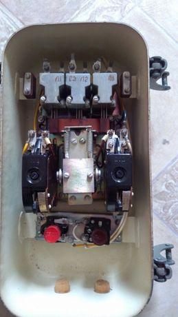 Электромагнитный пускатель для промоборудования