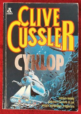 CYKLOP - Clive Cussler - cykl: Przygody Dirka Pitta (tom 8)