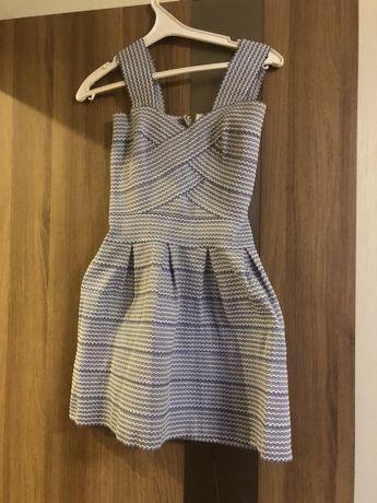 Бандажжное платье
