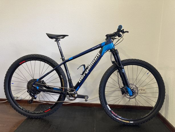 Bicicleta btt carbono roda 29 bergamont Revox