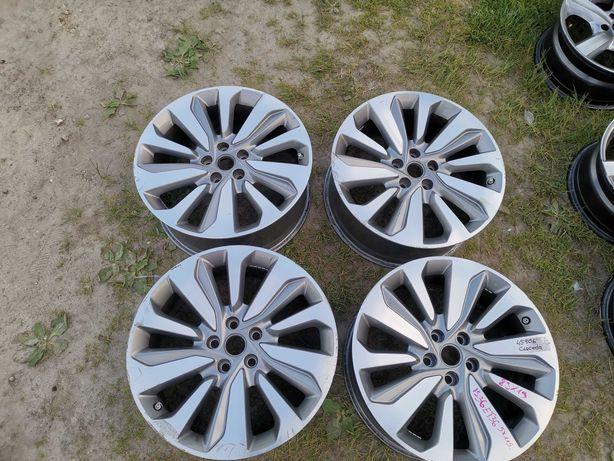 Felgi aluminiowe Opel 5x115 IS36 8Jx19 et36 z czujnikami