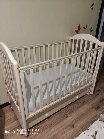 Дитяча Кроватка, Детская Кроватка, BABY ITALIA