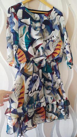 Nowa sukienka ona i on L