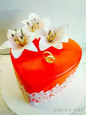 Торт на заказ для вашего праздника