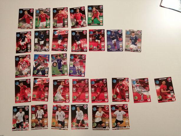 Karty piłkarskie Panini UEFA Euro 2016 rok 181 sztuk