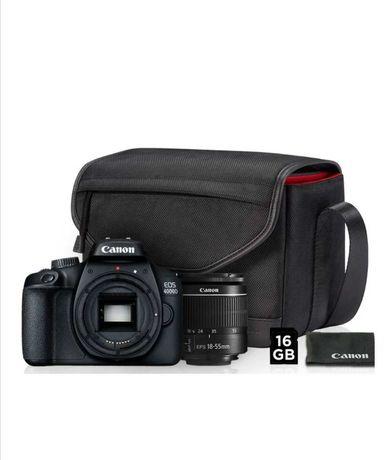 Canon EOS 4000D na gwarancji