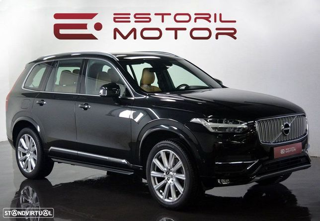 Volvo XC 90 2.0 D4 Inscription