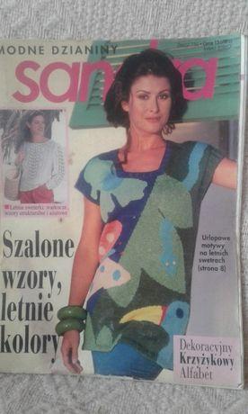 sprzedam czasopisma Sandra