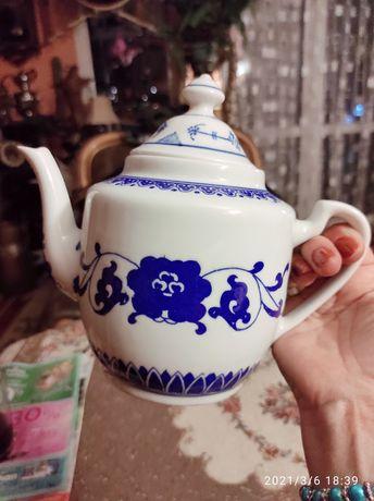 Chińska porcelana Czajniczek Dzbanek