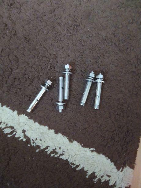 Kotwy ekspresowe rozporowe do betonu m10*8