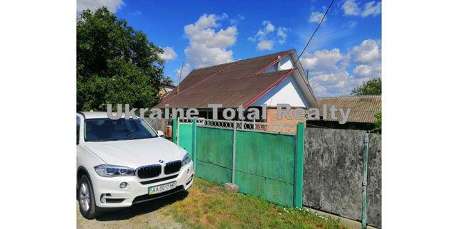 Вышгород! Продается кирпичный дом в поселке Демидов с 11 сотками земли