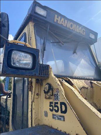 HANOMAG 55D ładowarka do naprawy 1994r Polecam !!!