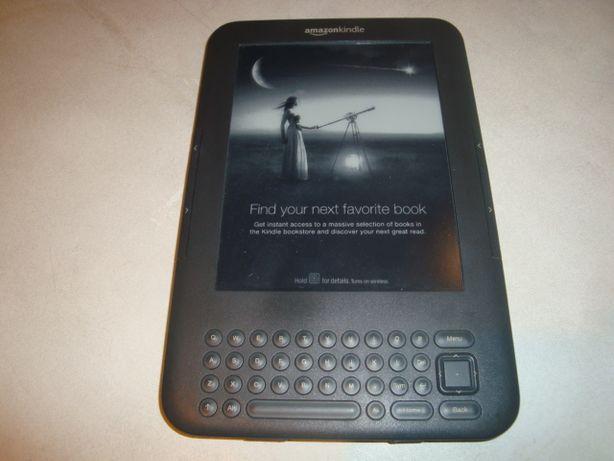Amazon Kindle 3 WI-FI. Книга электронная
