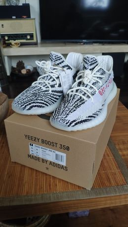 Adidas Yeezy Zebra 44 2/3 (US 10,5)