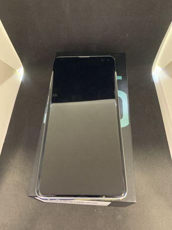 Samsung S10+ Dual Sim   Prism Green   Używany   Brzeg
