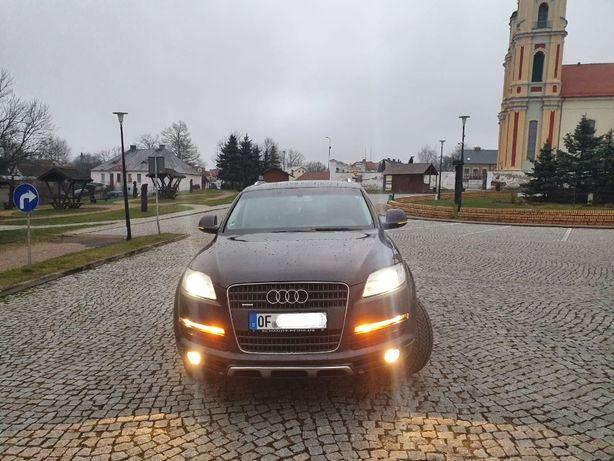 Audi Q7 2009r. 3,0TDI Quattro sprowadzona