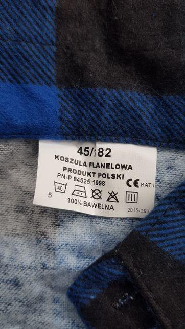 Odzież robocza. Koszula spodnie nowe