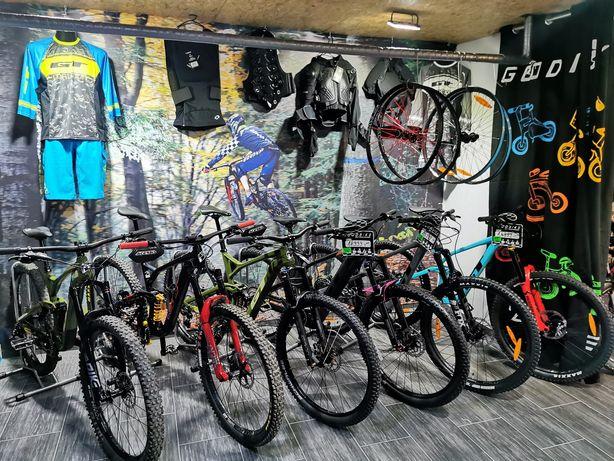 Sklep rowerowy goodbike.com.pl, serwis rowerowy, rowery GTbicycles