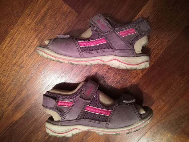 Sandałki Ecco skórzane r 31