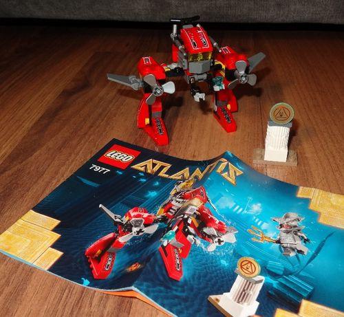 Lego Atlantis 7977 klocki zestaw
