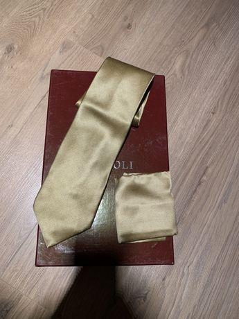 Галстук и платок Zilli