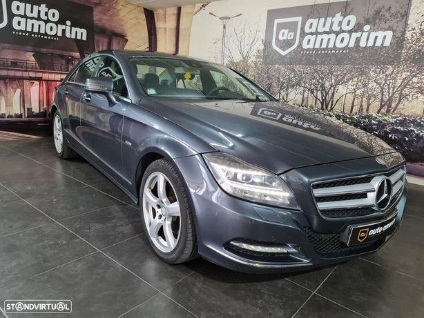 Mercedes-Benz CLS 350 CDi BlueEfficiency