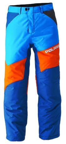 Spodnie na quada Polaris Drifter Pant Blue/Org rozmiar L NOWE
