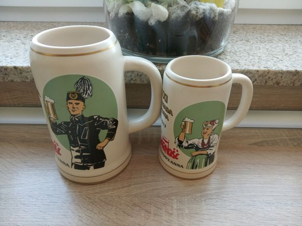 Kufle ceramiczne