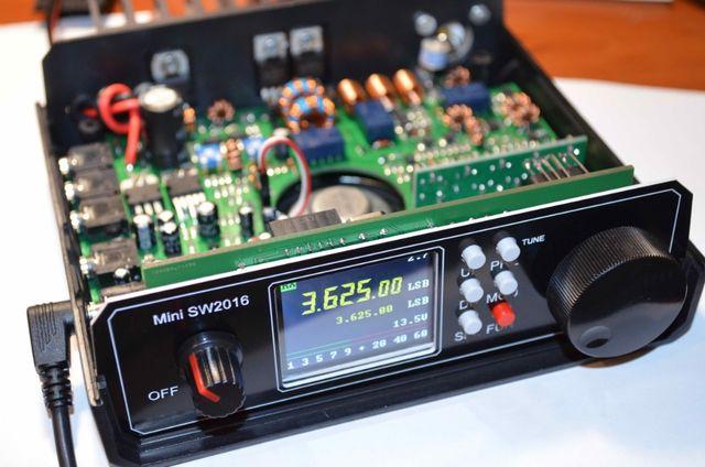 КВ трансивер SW2016 mini
