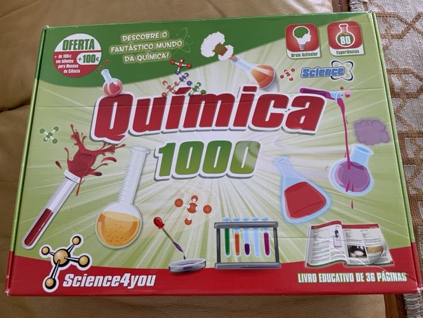 Science4you quimica 1000