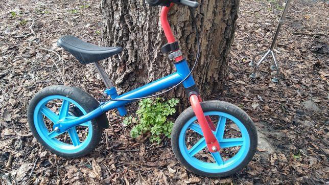 Rower biegowy z Lidla
