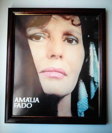 2 Quadros de Amália Rodrigues.