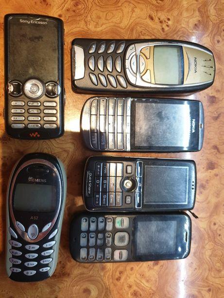 Telefony na części Cena za całość