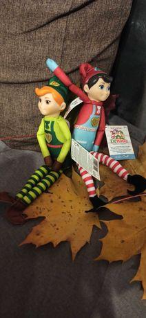 Elf on the shelf 2 sztuki