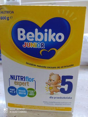 Mleko modyfikowane BEBIKO JUNIOR 5