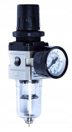Reduktor Ciśnienia Filtr Powietrza Aw2000 1/4