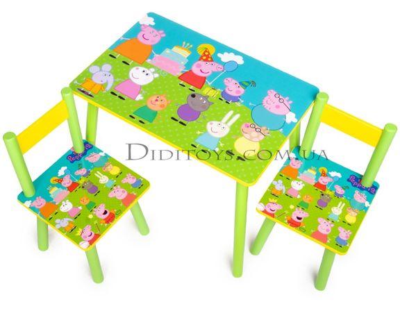"""Детский стол (столик) """"Свинка Пеппа"""" (варианты) Производитель"""