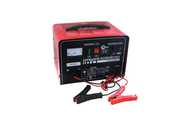 Зарядное устройство Intertool. 12-24Вx20А