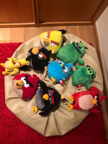 Peluches Angry Birds
